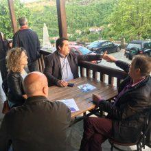 Την τελική ευθεία ενημέρωσης των πολιτών σε όλο το Βόιο, εγκαινίασε το Σάββατο από τον Πεντάλοφο, ο συνδυασμός «Βόιο-Υπεύθυνα Μαζί» και ο υποψήφιος Δήμαρχος, Λάζαρος Γκερεχτές