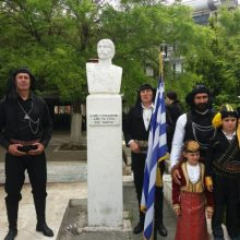kozan.gr: Πτολεμαΐδα: 2η μέρα εκδηλώσεων μνήμης για τα εκατό χρόνια από τη Γενοκτονία του Ποντιακού Ελληνισμού – Eπιμνημόσυνη δέηση & παρουσίαση Ακριτικών- Παραδοσιακών τραγουδιών στην κεντρική πλατεία (Βίντεο   & Φωτογραφίες)