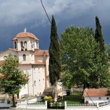 Πανηγυρίζει ο Ιερός Ναός Αγίων Κωνσταντίνου και Ελένης Μαυροδενδρίου Κοζάνης την Τρίτη 21 Μαΐου