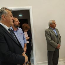 O συνδυασμός «Μετάβαση για το Δήμο Κοζάνης»  στην εκδήλωση μνήμης για τα 100 χρόνια από τη γενοκτονία των Ελλήνων του Πόντου, στη Νέα Νικόπολη Κοζάνης