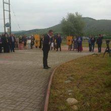 Πραγματοποιήθηκε το πρωί της Κυριακής 19 Μαΐου, στο Μνημείο  Ποντιακής Μνήμης της Τ.Κ. Σκήτης, εκδήλωση μνήμης της Γενοτονίας των Ελλήνων του Πόντου