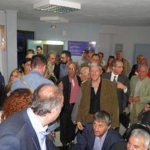 "kozan.gr: Α. Γεωργιάδης από την Κοζάνη: ""Θέλω να συγχαρώ το λαό της Κοζάνης, που χθες απέφυγε να παρουσιαστεί στην ομιλία του κ. Τσίπρα. Έχουν βγει σήμερα φωτογραφίες όπου δείχνουν για άλλη μια φορά ότι η δήθεν λαοθάλασσα που περίμενε τον ηγέτη Α. Τσίπρα, ήταν ένα μισοάδειο γήπεδο όπου οι σκηνοθέτες προσπάθησαν να παρουσιάσουν ως φίσκα – Ο κ. Τσίπρας είναι ένας ανήθικος άνθρωπος. Δεν μπορεί να πει αλήθεια, ούτε εκ παραδρομής¨ (Βίντεο & Φωτογραφίες)"