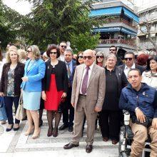 Πτολεμαΐδα: Η Αθηνά Τερζοπούλου στις εκδηλώσεις για την Ημέρα Μνήμης της Γενοκτονίας των Ελλήνων του Πόντου