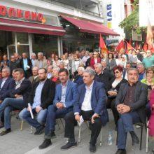 kozan.gr: Η προεκλογική συγκέντρωση ΚΚΕ στην Κοζάνη, το βράδυ της Κυριακής 19/5 (Φωτογραφίες)