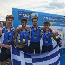 Δύο αθλητές του Ναυτικού Ομίλου Κοζάνης συμμετείχαν στο Ευρωπαϊκό Πρωτάθλημα Εφήβων-Νεανίδων