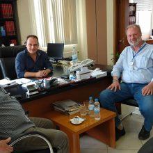 Επισκέψεις – συναντήσεις υποψηφίου δημάρχου Εορδαίας Κοκκινίδη Στάθη κι υποψηφίων δημοτικών συμβούλων του συνδυασμού «Με το Βλέμμα στο Μέλλον».