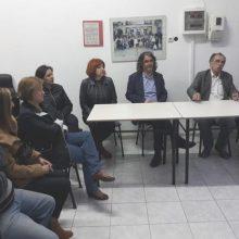 » ΓΕΦΥΡΑ ΣΤΟ ΜΕΛΛΟΝ»:  Επίσκεψη στο Πλατανόρρευμα και συνάντηση με τον Αιμοδοτικό σύλλογο Σερβίων