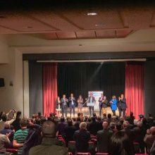 Την ελπιδοφόρο και αισιόδοξη προοπτική για την Π.E. Γρεβενών παρουσίασε χθες σε κεντρική ομιλία του, στο Κέντρο Πολιτισμού της πόλης των Γρεβενών, ο υποψήφιος Περιφερειάρχης Δυτικής Μακεδονίας Γ.Κασαπίδης