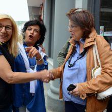 Γεωργία Ζεμπιλιάδου: Στηρίζουμε τις γυναίκες για να μπουν στην αγορά εργασίας με ίσους όρους (Φωτογραφίες)