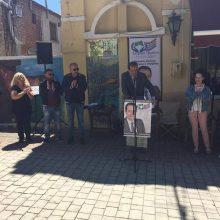 Η ομιλία του Δ. Κοσμίδη στην Εράτυρα του Δήμου Βοΐου