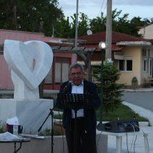 Προεκλογική συγκέντρωση Κ.Ο. Καμβουνίων του ΚΚΕ στο Τρανόβαλτο
