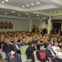 kozan.gr: Koζάνη: Πραγματοποιήθηκε η κεντρική ομιλία της Γ. Ζεμπιλιάδου στο Κοβεντάρειο (Φωτογραφίες & Βίντεο)