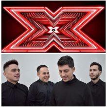 Το συγκρότημα Konntra Band από τα Σέρβια στην οντισιόν του X-Factor Greece