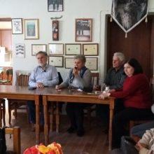 Με μέλη των ΚΑΠΗ Σερβίων, ΚΑΠΗ Τρανοβάλτου και ΚΑΠΗ Μικροβάλτου συναντήθηκε ο υποψήφιος δήμαρχος Σερβίων Βασίλης Κωνσταντόπουλος