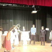 Η θεατρική παράσταση ¨Οι Ηλίθιοι¨ του Νίλ Σάιμον από τους μαθητές της θεατρικής ομάδας του 1ου Γυμνασίου Πτολεμαΐδας (Φωτογραφίες & Βίντεο)