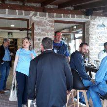 Επίσκεψη της Αθηνάς Τερζοπούλου στην Άρδασσα