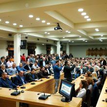 """kozan.gr: Η συγκέντρωση του συνδυασμού """"Μετάβαση για το Δήμο Κοζάνης"""" του Κυριάκου Μιχαηλίδη, το βράδυ της Πέμπτης 23/5, στο Κοβεντάρειο στην Κοζάνη (45 Φωτογραφίες & Βίντεο 18′)"""