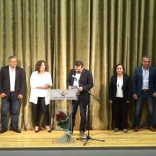 H χθεσινή κεντρική ομιλία της υποψηφίας Δημάρχου Σερβίων Λαζαρίτσας Σπυρίδου (Βίντεο)