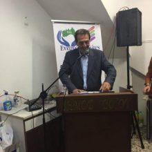 Την κεντρική ομιλία στο εκλογικό κέντρο Σιάτιστας, πραγματοποίησε χθες Πέμπτη 23 Μαΐου,  ο υποψήφιος Δήμαρχος Βοΐου Δημήτριος Κοσμίδης