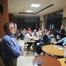 Ο Βασίλης Κωνσταντόπουλος σε Καστανιά, Λάβα και Πλατανόρρευμα: «6 μήνες χρειάζονται για την αποκατάσταση της κανονικότητας. Αγροτική και δασική οδοποιία, αντιπλημμυρικό έργο, αξιοποίηση εγκαταλελειμμένου δημοτικού κτιρίου» (Φωτογραφίες)