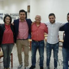 O συνδυασμός  #Ξηρολίμνη_σποτ υποψήφιοι για την Τοπική Κοινότητα Ξηρολίμνης του Δήμου Κοζάνης