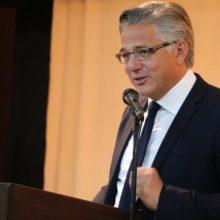 Φωτογραφίες από την κεντρική ομιλία του Χρήστου Ζευκλή στην Σιάτιστα