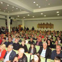 kozan.gr: Η κεντρική ομιλία του υποψηφίου Δημάρχου Κοζάνης Λευτέρη Ιωαννίδη, το βράδυ της Παρασκευής 24/5, στο Κοβεντάρειο (Βίντεο 20′ & Φωτογραφίες)