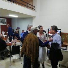kozan.gr: Ώρα 23:30: Κοζάνη: Φωτογραφίες από το εκλογικό κέντρο του Λ. Μαλούτα και της «Ενότητας»