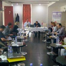 Στo Τεπελένι και στο Αργυρόκαστρο της Αλβανίας πραγματοποιήθηκε η δεύτερη συνάντηση εργασίας του έργου TACTICAL TOURISM, στο πλαίσιο του προγράμματος Interreg-IPA CBC Greece – Albania 2014-2020