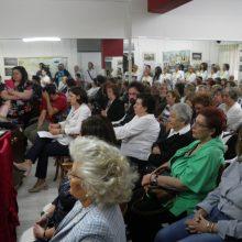 Μεγάλη η συμμετοχή του κόσμου στην εκδήλωση του Συλλόγου Μικρασιατών Κοζάνης για την Άλωση της Πόλης (Φωτογραφίες-Βίντεο)