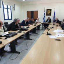 Συνεδρίαση «Επιτροπής Κατανομής Περιουσίας του καταργούμενου  Δήμου Σερβίων-Βελβεντού»