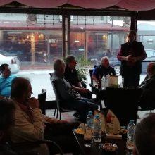 Οι «Ενεργοί Πολίτες» Δημήτρης Κοσμίδης μιλάνε με έργα