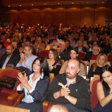kozan.gr: 40 φωτογραφίες από την κεντρική ομιλία του Λ. Μαλούτα, το βράδυ της Παρασκευής 31/5, στη Στέγη Ποντιακού Πολιτισμού στην Κοζάνη