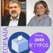 kozan.gr: Ώρα:22.22: Επίσημα αποτελέσματα στο Δήμο ΕΟΡΔΑΙΑΣ, σε 95 από 96 εκλογικά τμήματα ( 98,96%)- Συνεχής ενημέρωση