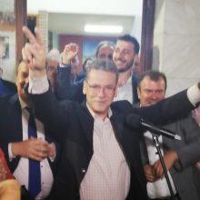 "kozan.gr: Ώρα 21:20: Η δήλωση του νέου δημάρχου Κοζάνης Λ. Μαλούτα: ""Ευχαριστώ τους πολίτες της Κοζάνης"" (Bίντεο)"