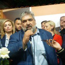 kozan.gr: Η υποδοχή στο εκλογικό του γραφείο και η δήλωση του νέου δημάρχου Εορδαίας Παναγιώτη Πλακεντά (Βίντεο)