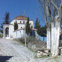 Μία μοναδική φωτογραφία του Αγίου Χριστοφόρου (Γράφει ο Γιάννης Τσιομπάνος)