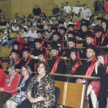 kozan.gr: 44 απόφοιτοι του Τμήματος Λογιστικής & Χρηματοοικονομικής, του Πανεπιστήμιου Δυτικής Μακεδονίας (πρώην ΤΕΙ), ορκίστηκαν σήμερα Πέμπτη 6 Ιουνίου