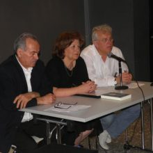 kozan.gr: Το βιβλίο του Μ. Ξεξάκη, «Το θέατρο της Οικουμένης, τόμος Α΄. Τα θεμέλια της ζωής», παρουσιάστηκε το απόγευμα της Παρασκευής 7/6, στην  Κοζάνη (Φωτογραφίες & Βίντεο)
