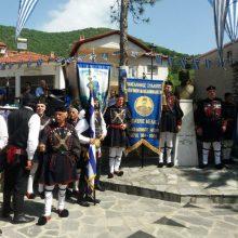 kozan.gr: Εορδαία: Tίμησαν, το πρωί της Κυριακής 9 Ιουνίου, τον ήρωα του Μακεδονικού Αγώνα Καπετάν Φούφα (Ζαχαρία Ανδρούτσο – Παπαδάς) (Φωτογραφίες & Βίντεο 5΄)