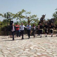 Δαμασκηνιά Βοΐου: Τοετήσιο μνημόσυνο για τους πεσόντες Μακεδονομάχους στη Μάχη της Οσνίτσανης τελέστηκε χθες Κυριακή 9 Ιουνίου