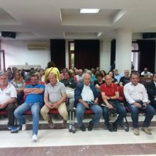 kozan.gr: Μικροεντάσεις και φραστικά επεισόδια στην πολιτική εκδήλωση του ΣΥΡΙΖΑ – Προοδευτική Συμμαχία, το βράδυ της Δευτέρας 10/6, στην Πτολεμαΐδα (Βίντεο)