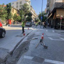 kozan.gr: Κοζάνη: Εργασίες εγκατάστασης δικτύου οπτικών ινών κατά μήκος της οδού Παύλου Μελά (Φωτογραφίες & Βίντεο)