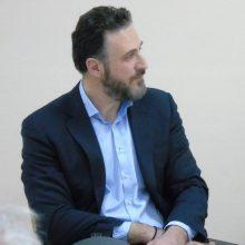 kozan.gr: Ο Δημήτρης Σιόλιος σχετικά με το αν θα είναι υποψήφιος με τη Νέα Δημοκρατία στην Π.Ε. Κοζάνης