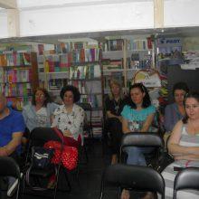 kozan.gr: Πραγματοποιήθηκε η παρουσίαση του βιβλίου «Ξαναγράφω την ζωή μου απ' την Αρχή», του Πασχάλη Λαμπαρδή  (Φωτογραφίες)