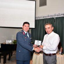 Με ιδιαίτερη επιτυχία πραγματοποιήθηκε από τη Διεύθυνση Αστυνομίας Καστοριάς, ημερίδαμε θέμα «Ασφαλής πλοήγηση στο διαδίκτυο»