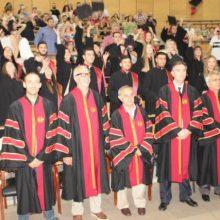 Πραγματοποιήθηκε το πρωί, της Τετάρτης 14/6, η ορκωμοσία των αποφοίτων, της Σχολής Oικονομικών Επιστημών του Πανεπιστημίου Δυτικής Μακεδονίας, στην Κοζάνη (Φωτογραφίες)