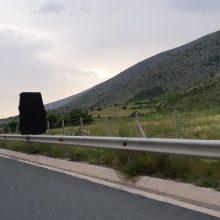kozan.gr: Αποκλειστικό: Ξεκινούν, από 27/6, οι εργασίες για την κατασκευή του μετωπικού σταθμού διοδίων στο 186ο χλμ Θεσσαλονίκης – Ιωαννίνων, περίπου 5 χλμ από τον κόμβο της Σιάτιστας