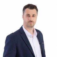 Ευχαριστήριο Πέτρου Αθανασιάδη για την εκλογή του στο νέο δημοτικό συμβούλιο Κοζάνης