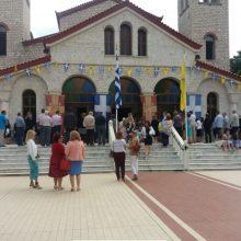 kozan.gr: Αρχιερατική Θεία Λειτουργία τελέστηκε το πρωί της Δευτέρας 17/6, στον  Ιερό  Ναό Αγίας Τριάδας Πτολεμαΐδας (Βίντεο & Φωτογραφίες)